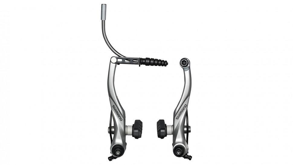 Тормоза для велосипеда типа v-brack