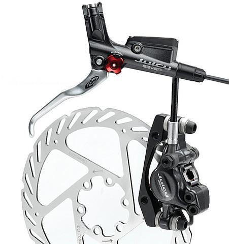 гидравлические тормоза для велосипеда