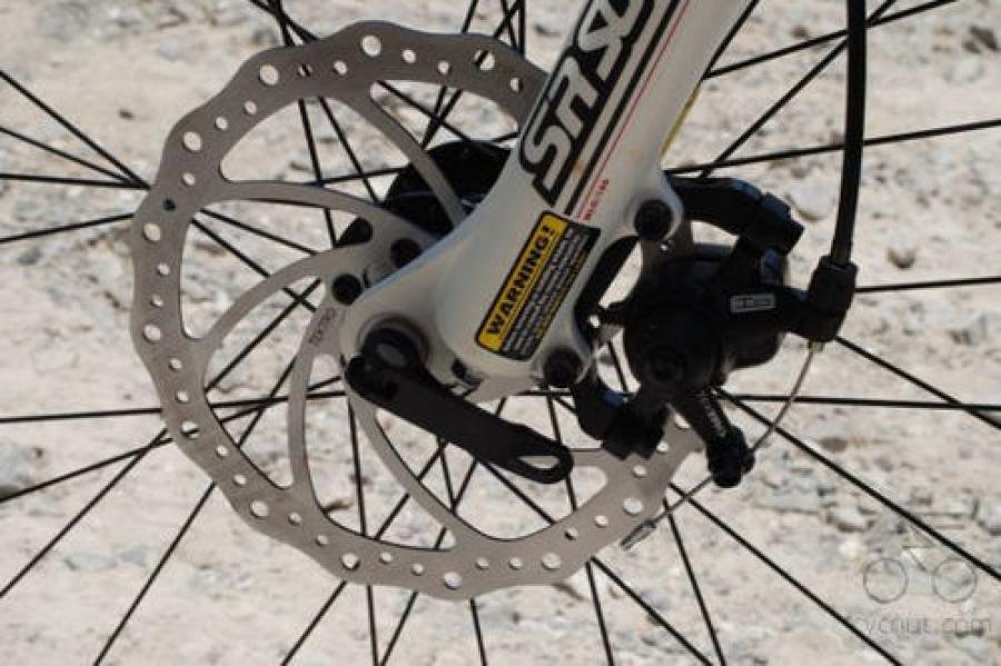 дисковые механические тормоза для велосипеда