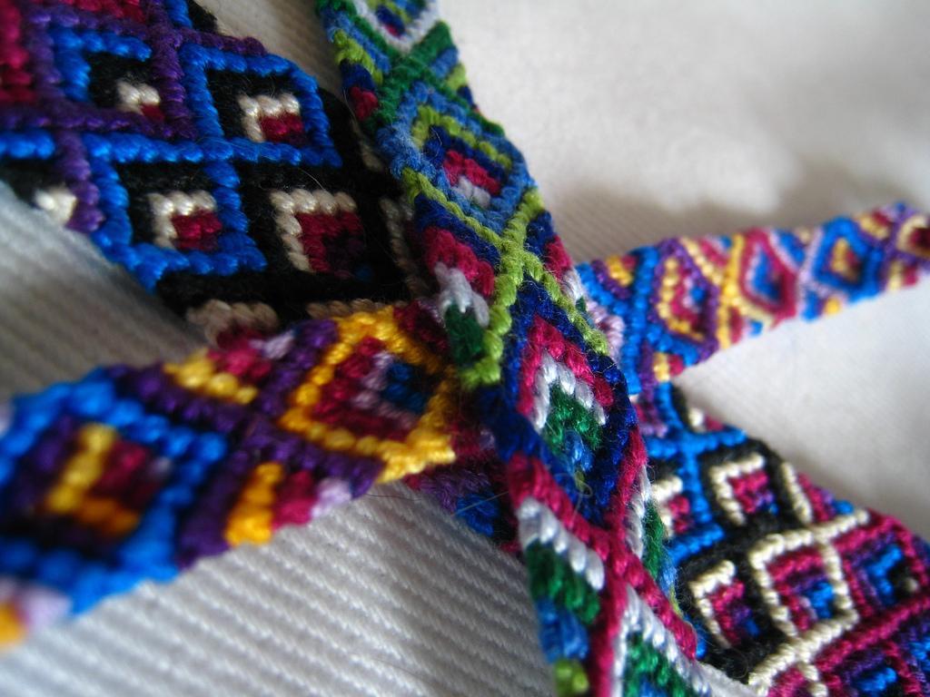 Браслет дружбы, фенечка, Friendship Bracelet