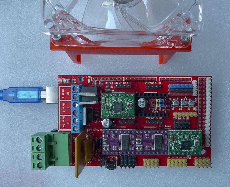 Как подключить A4988 к Arduino