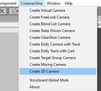 Создание виртуальной камеры синемашины